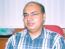 Mr. Amit D. Bhimani - Executive Director